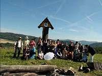 Zvonička na Hukvaldech