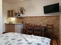 Apartmán v přízemí - ubytování Vřesina