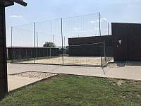 Volejbalové hřiště - Hlivice
