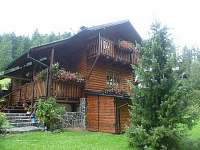 Chata k pronájmu - okolí Radkova
