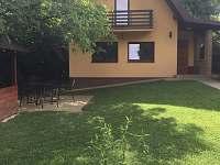 Dolní Domaslavice léto 2017 pronájem