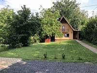 ubytování Dolní Domaslavice Chata k pronájmu
