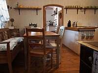 Kuchyně ve velké půlce - Kružberk