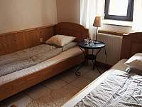 Ložnice v malé půlce - Kružberk