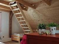 Ložnice v podkroví - Kružberk