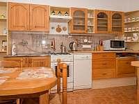 Kuchyňka - chalupa k pronájmu Těrlicko - Hradiště