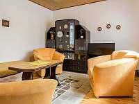 Obývací pokoj - chalupa k pronájmu Těrlicko - Hradiště