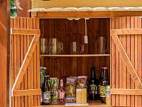 Venkovní bar s výčepem - Těrlicko - Hradiště