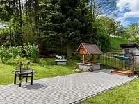Zahrada, jiný pohled - Těrlicko - Hradiště