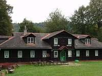 ubytování  na chatě k pronajmutí - Kružberk