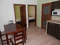 Apartmánové chaty pro rodiny s dětmi Hrubá Voda