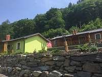 Chaty a chalupy Šternberk v chatkách na horách - Hrubá Voda