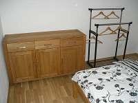 Ložnice 1 - pronájem chalupy Palkovice