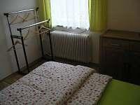 Ložnice 2 - chalupa ubytování Palkovice
