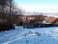 Chalupa pod hradem - k pronájmu Týn nad Bečvou