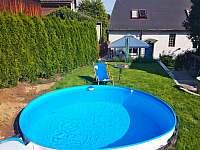 Chalupa k pronajmutí - dovolená Vodní nádrž Tršice rekreace Radíkov