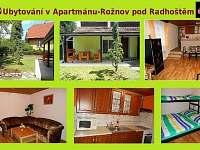 ubytování Sjezdovka Palacký vrch - Bludovice Apartmán na horách - Rožnov pod Radhoštěm