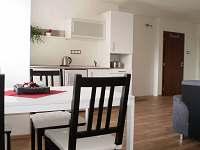 Apartmán s balkónem-kuchyně