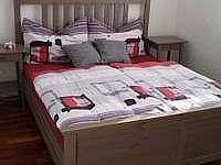 Ložnice apartmán 2 - k pronajmutí Bělkovice-Lašťany