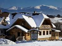 ubytování Ivachnová v penzionu na horách