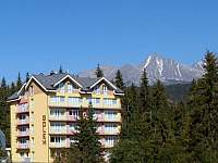 Apartmán na horách - zimní dovolená Tatranská Štrba