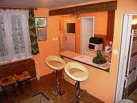 Obývačka v domku