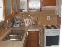 Kuchynka - pronájem rekreačního domu Tvrdošín