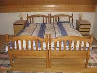 Spálňa - rekreační dům k pronájmu Tvrdošín