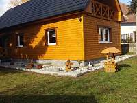 Svatý kríž chata  pronájem