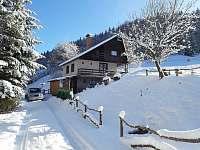 Chata k pronajmutí - dovolená Koupaliště Valašské Klobouky rekreace Lazy pod Makytou