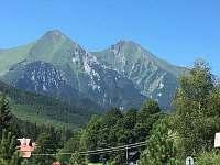 Výhľad na Belianske Tatry