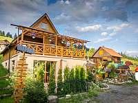 Chata k pronájmu - dovolená  Bešeňová - termál park rekreace Leštiny