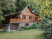 Chata Olexa Lopušná Dolina - ubytování Lučivná - Lopušná Dolina