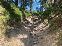 Ďalší z turistických chodníkov - Lučivná - Lopušná Dolina