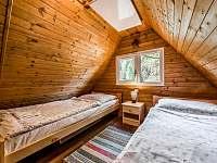 Dvojlôžková izba v podkroví - chata k pronájmu Lučivná - Lopušná Dolina
