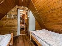 Dvojlôžková izba v podkroví s posuvnými dverami - Lučivná - Lopušná Dolina