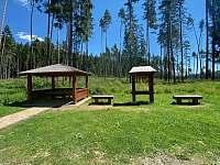 Jeden z turistických chodníkov - Lučivná - Lopušná Dolina