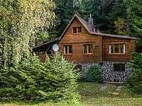 Príjazdová cesta ku chate - pronájem Lučivná - Lopušná Dolina