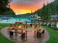 Resort v blízkosti chaty s tenisovými kurtami a ihriskom - Lučivná - Lopušná Dolina