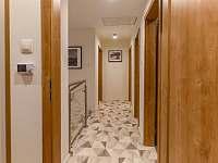 chodba na poschodí - Stará Lesná