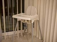 detská stolička - Stará Lesná