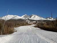 lyžovačka, skialp, zábava na snehu (5,5 km od nás) - Stará Lesná