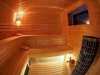 preistranná fínska sauna - Stará Lesná