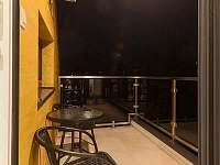 spálňa č. 1 s balkónom - Stará Lesná