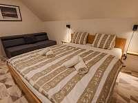 spálňa č. 2 na poschodí s prístelkou - Stará Lesná