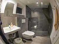 WELLNESS House - kúpelňa s toaletou - Stará Lesná