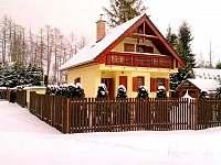 Chata v zimě - Štôla
