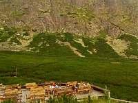 Okolní příroda - chata k pronajmutí Štôla