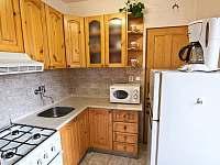 Vybavená kuchyně - chata k pronajmutí Štôla