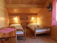 2 lôžková izba - pronájem chaty Habovka